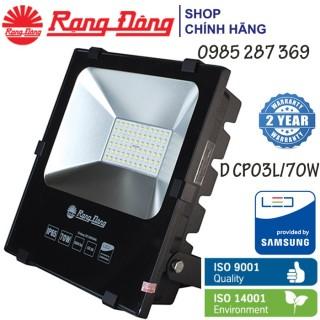 Đèn Pha LED Rạng Đông 70W IP 65, Chống Bụi, Chống Nước, ChipLED Samsung thumbnail
