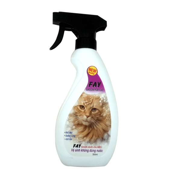 Khử Mùi Fay Groom For Cat 350ml