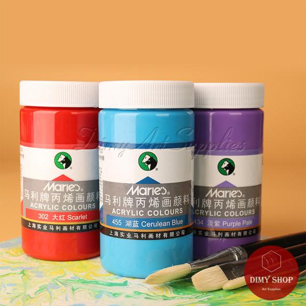 Màu Vẽ Acrylic MARIES 300ml