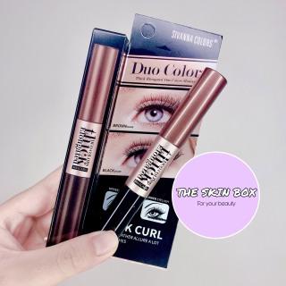 Mascara Sivanna Duo Colors Thick Elongates HF918 thumbnail
