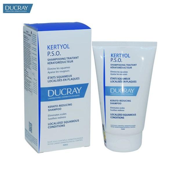 Ducray dầu gội trị gàu mảng Kertyol Pso 125ml cam kết hàng đúng mô tả chất lượng đảm bảo an toàn đến sức khỏe người sử dụng