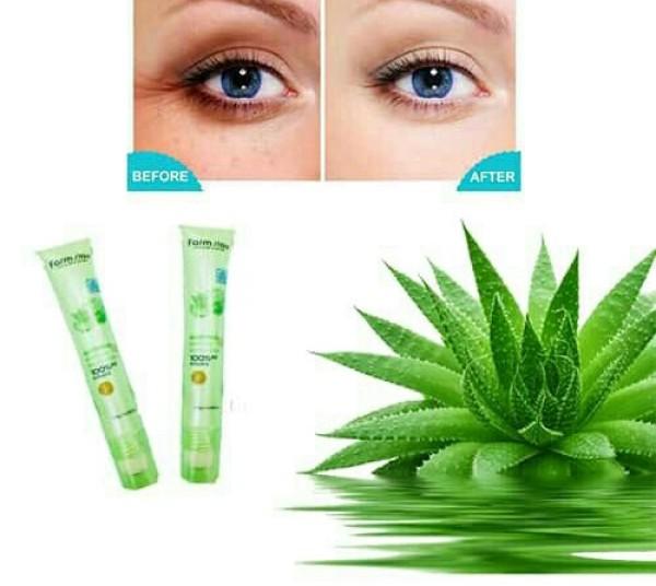 Lăn Mắt Nha Đam Giảm Thâm Farmstay Aloe Vera giá rẻ