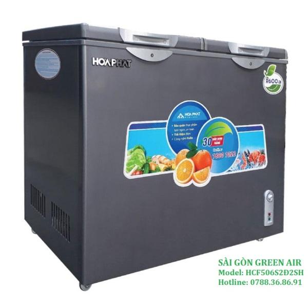 Bảng giá TỦ ĐÔNG HÒA PHÁT 205L HCF506S2Đ2SH Điện máy Pico