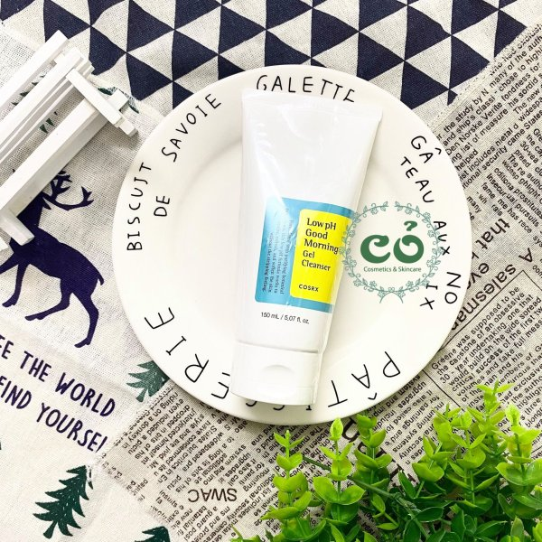 Sữa rửa mặt low ph good morning gel cam kết sản phẩm đúng mô tả chất lượng đảm bảo an toàn đến sức khỏe người sử dụng cao cấp