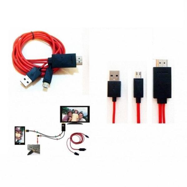 Bảng giá Cáp Samsung HDMI Kết Nối Từ Điện Thoại Sang TiVi HD [Thảo Phạm] [Thảo Phạm] [Thảo Phạm] [Thảo Phạm] |Dũng| |YenLuong| 7