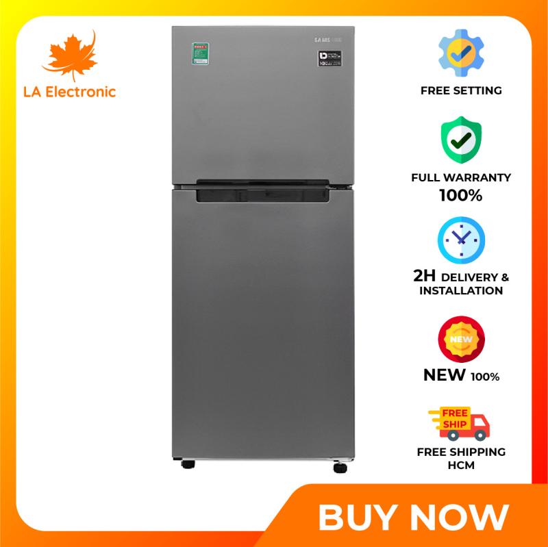 Trả Góp 0% - Tủ Lạnh - Samsung Inverter 208 liter refrigerator RT19M300BGS/SV Full VAT - Miễn phí vận chuyển HCM