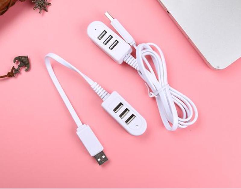 Bảng giá Combo 2 Hud 3 cổng USB hàng đẹp(Trắng) Phong Vũ