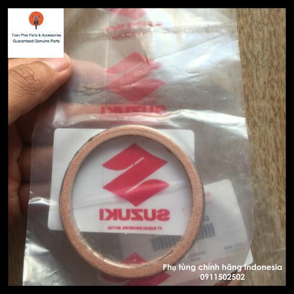 Ron thân pô cho các lon pô gắn cho Satria Raider Winner Sonic, sản xuất tại Suzuki Indonesia