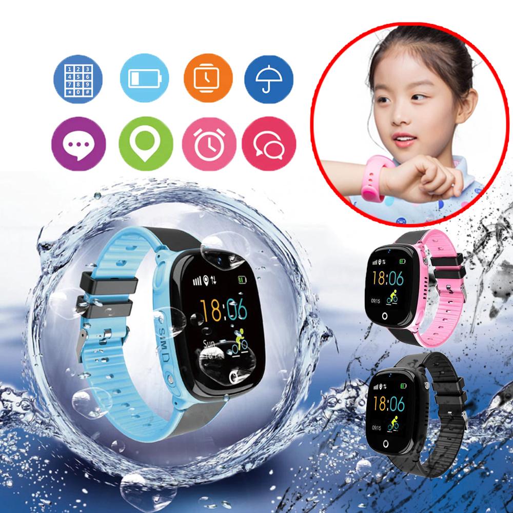 Đồng hồ thông minh trẻ em HW11  đồng hồ định vị trẻ em GPS  Wifi, nghe gọi điện thoại, bảo vệ bé trai bé gái tuyệt đối