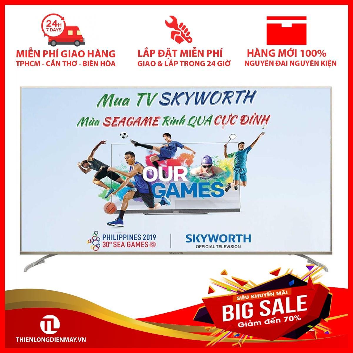 Bảng giá Tivi Led Skyworth 50G2 4K