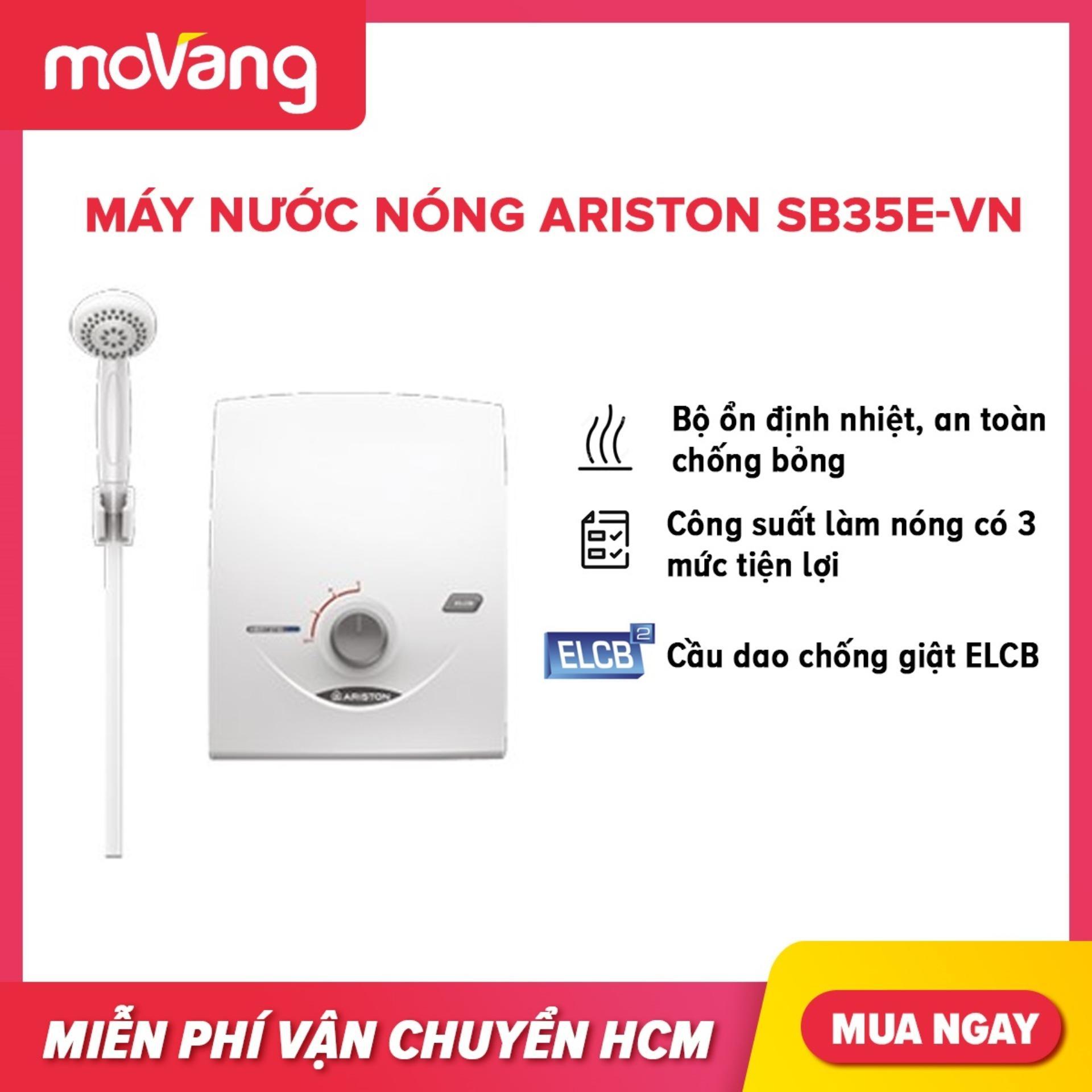Bảng giá Máy nước nóng Ariston SB35E-VN