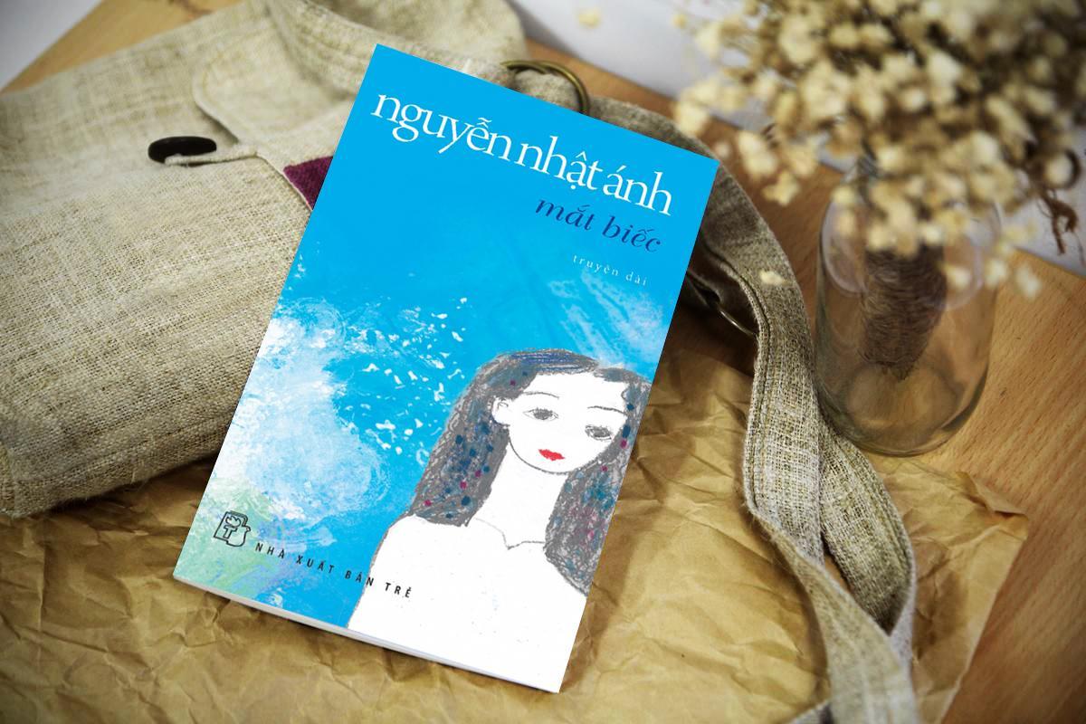 Mua Mắt Biếc - Tặng Bookmark Kẹp Sách