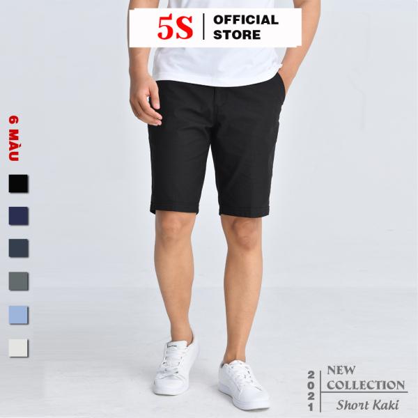 Nơi bán Quần Short KaKi Nam 5S (6 Màu), Chất Liệu Cotton Premium Cực Mát, Thấm Hút Mồ Hôi, Vận Động Thoải Mái Kiểu Dáng Trẻ Trung, Năng Động (QSK21004)