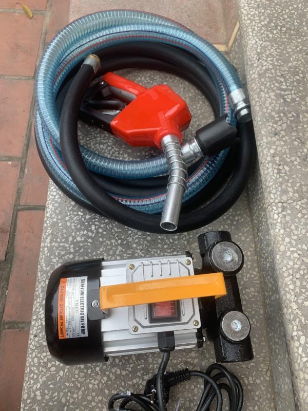 Máy bơm xăng-Máy bơm dầu dùng điện 220v