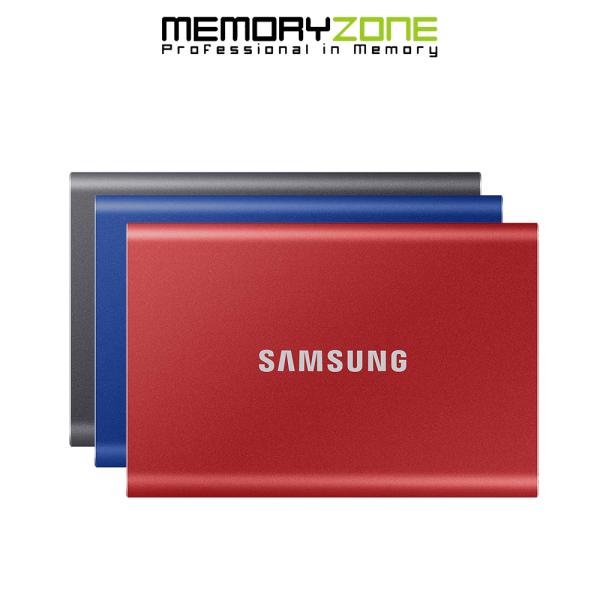 Bảng giá Ổ cứng di động 2TB External SSD Samsung T7 USB 3.2 Gen 2 MU-PC2T0 Phong Vũ