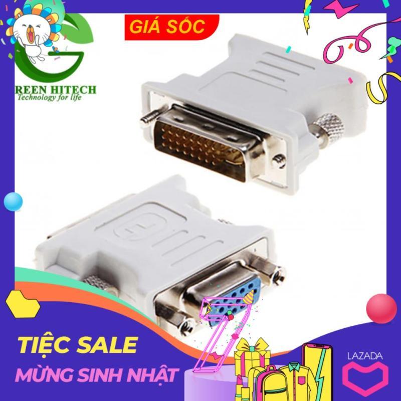 Bảng giá DVI ra VGA (24+5) Phong Vũ
