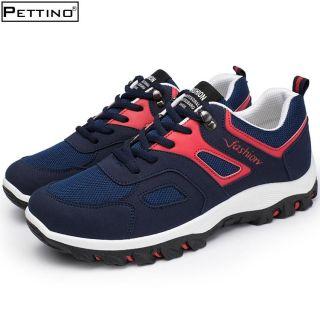 Giày thể thao nam leo núi, chạy bộ, chống trượt PETTINO - LLTS09 thumbnail