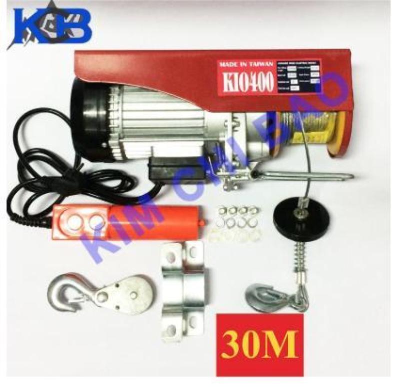 Tời điện KIO PA 400- cáp 30m