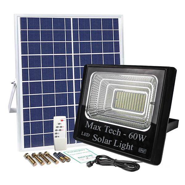 Bảng giá Đèn năng lượng mặt trời Max Tech 45W - 60W -80W - 100W - 180W Solar Light - có điều khiển - sử dụng thoải mái không cần sử dụng điện - D1082