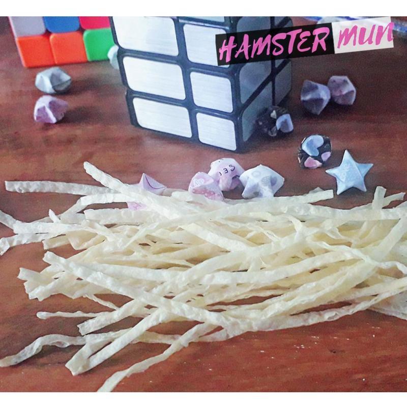 Cá sợi ăn dặm dành cho hamster bịch 50g