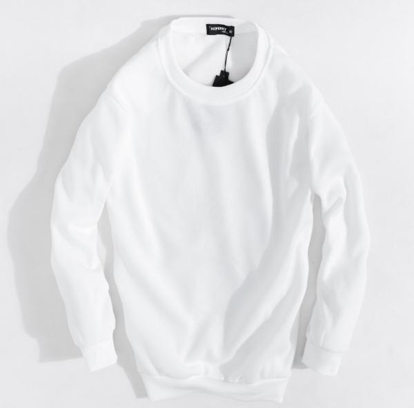 Áo nỉ Sweater Basic Perky SC - AN001 - Chất liệu nỉ mềm mại, thoáng mát, thấm hút tốt