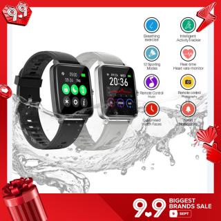 COD Đồng hồ thông minh thể thao DOOGEE CS1 Màn hình cảm ứng 1,4 inch IP68 Chống nước theo dõi nhịp tim thời gian thực 12 chế độ thể thao cho Android IOS thumbnail