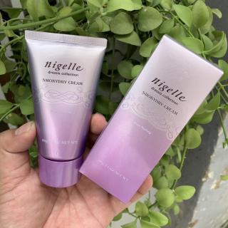 [HCM]Kem dưỡng tạo kiểu Milbon Nigelle Dressia Smoky Dry Cream 60g thumbnail