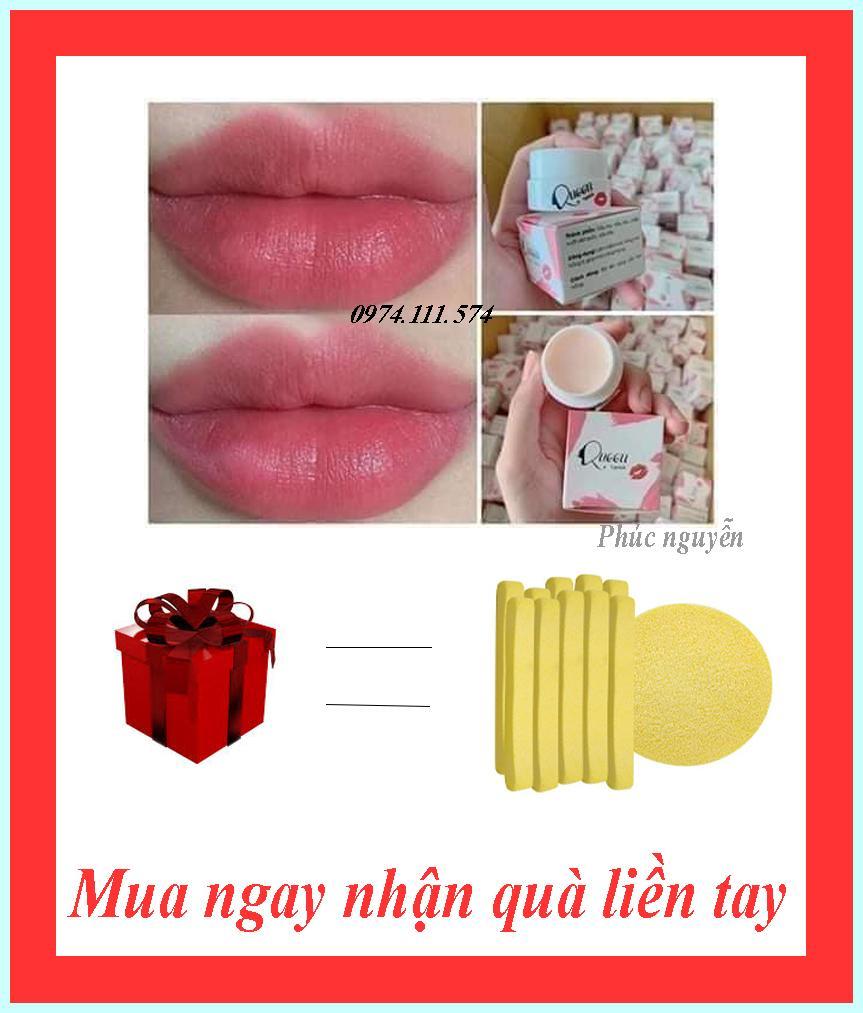 ủ hồng môi, hồng ti hiệu quả sau 7 ngày tốt nhất