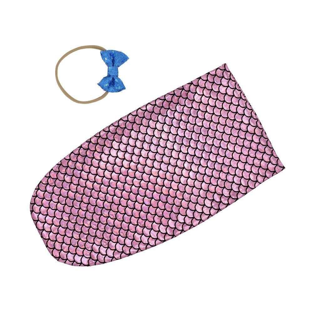 Giá bán Veecome Sơ Sinh Túi Ngủ Cho Bé Kén Chăn + Đầm Nơ Dây Đeo Đầu