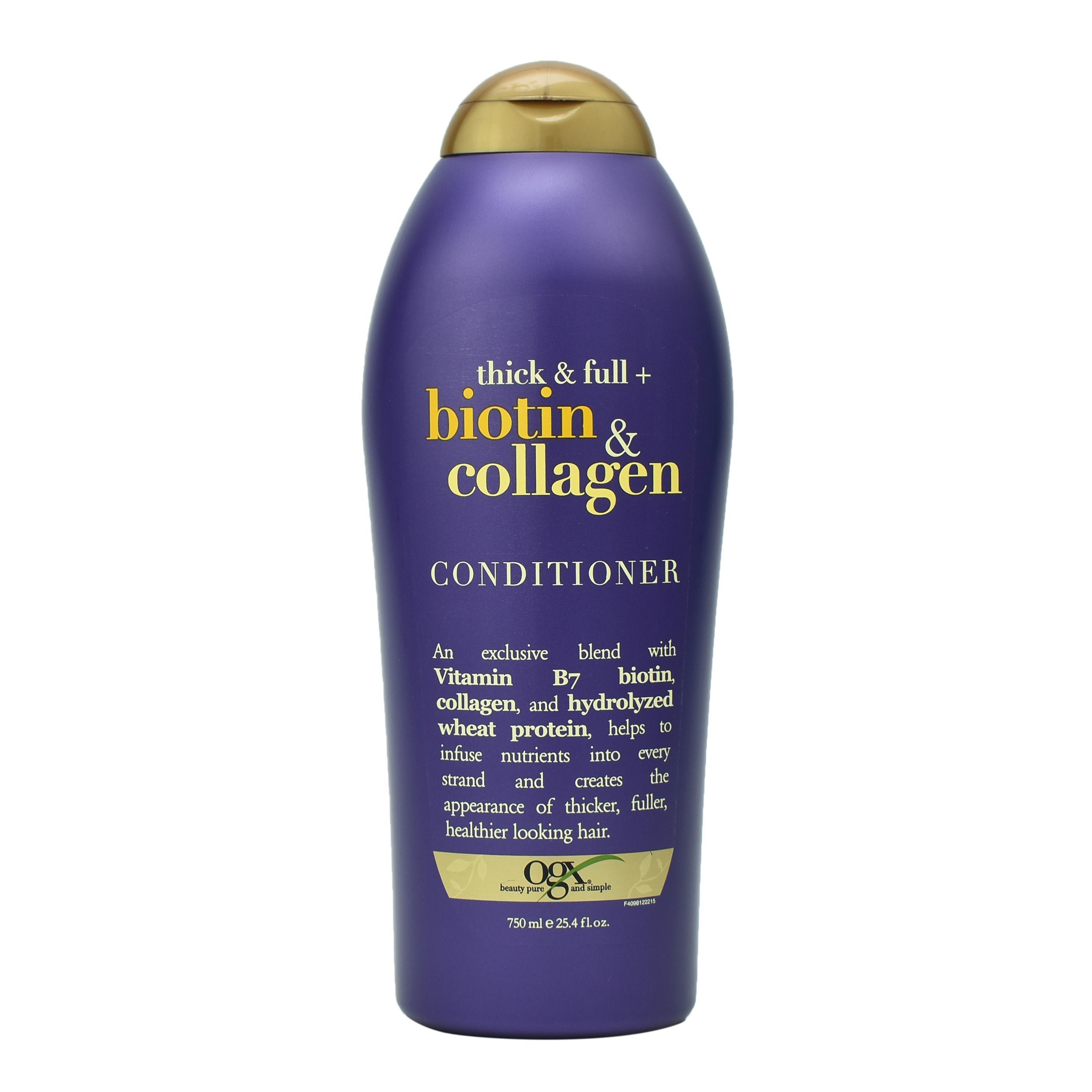 Dầu xả ngăn rụng tóc OGX Biotin Collagen 750ml tốt nhất