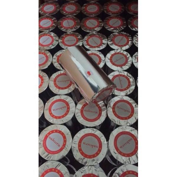 100 cuộn giấy in nhiệt K58x45mm sakura cam kết hàng đúng mô tả chất lượng đảm bảo an toàn đến sức khỏe người sử dụng