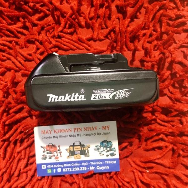 Bảng giá Pin makita 18v 2A nhập mỹ mới