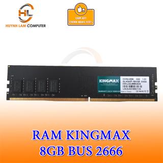 Ram 8GB Kingmax DDR4 2666MHz (1x8GB) chính hãng Viễn Sơn phân phối thumbnail