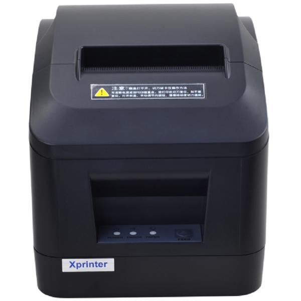 Máy in hóa đơn Xprinter  A160M  khổ giấy 80mm, cắt giấy tự động, cổng USB