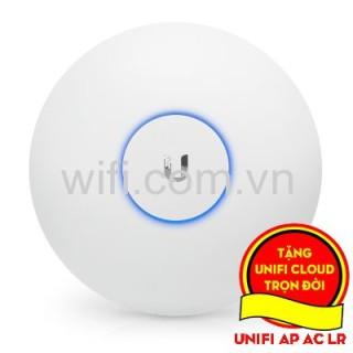 [HCM]Bộ phát wifi Unifi AP AC LR - Chuẩn AC 1317Mb - Chịu Tải 150 USER - Kết nối xa một cách dễ dàng. thumbnail