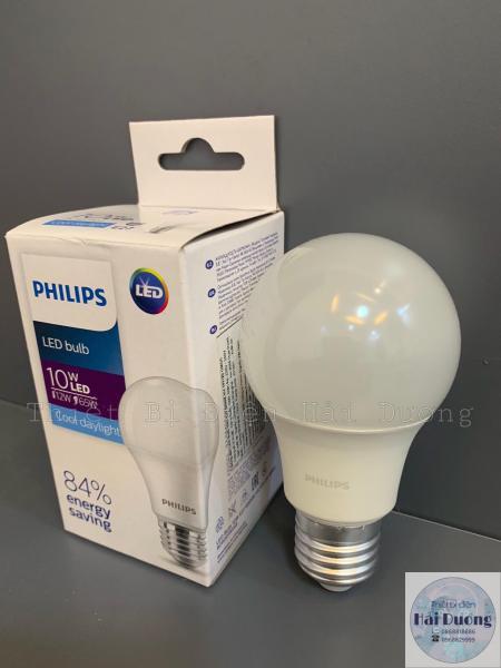 Bóng đèn LED Bulb 10w E27 Philips HV 1PF/20 GMGC  (Trắng/Vàng)