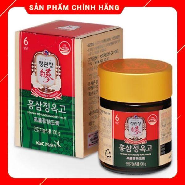 Tinh Chất Hồng Sâm Vị Mật Ong KRG Extract with Honey Paste 100g giá rẻ