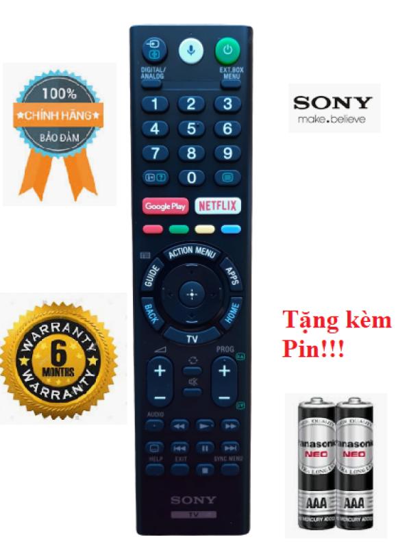 Bảng giá Remote Điều khiển tivi Sony giọng nói RMF-TX310P - Hàng mới chính hãng