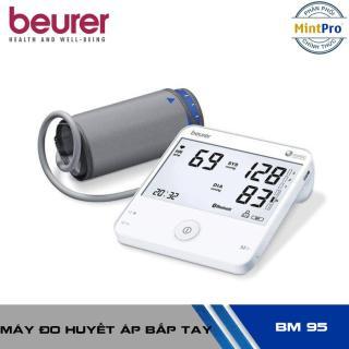Máy đo huyết áp điện tâm đồ Beurer BM95 thumbnail