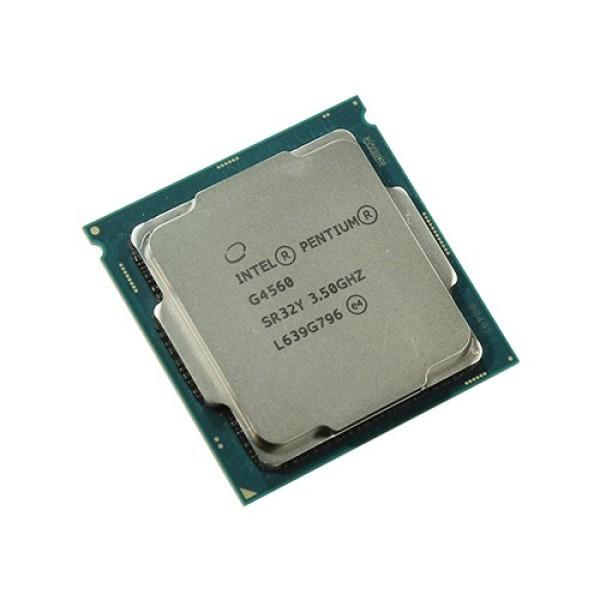 Bảng giá Cpu Intel Pentium G4560 (3.50Ghz, 3M, 2 Cores 4 Threads) Tray Phong Vũ