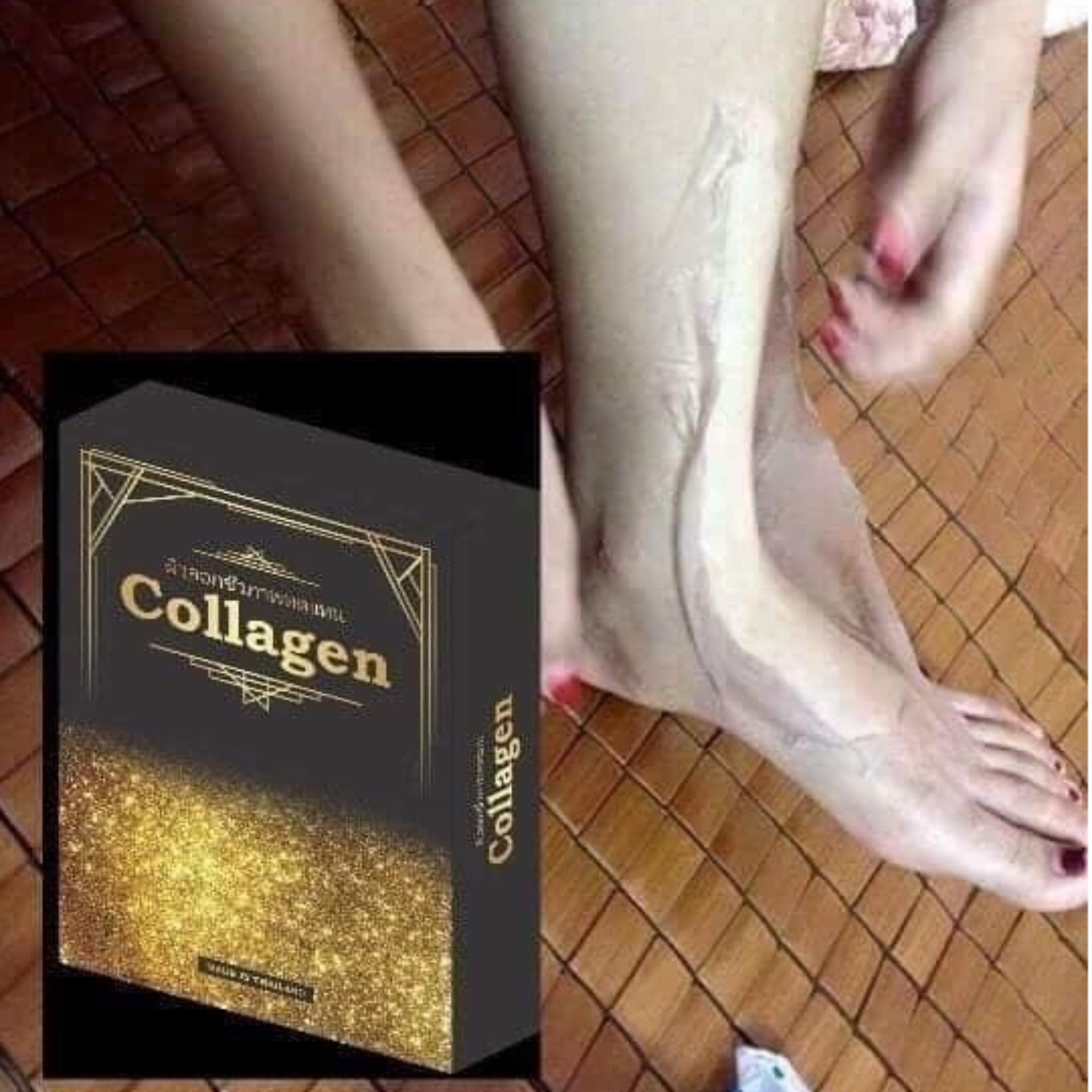 【THAILAND】Thay da sinh học collagen