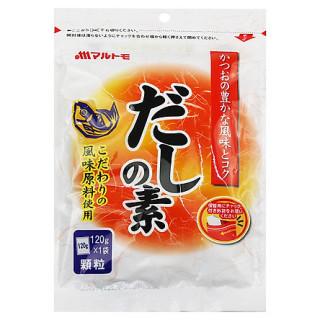 Bột nêm Dashi cá ngừ 120g - Gói bột nêm cho bé ăn dặm nội địa Nhật Bản cao cấp VTP Mẹ và bé TXTP007 thumbnail