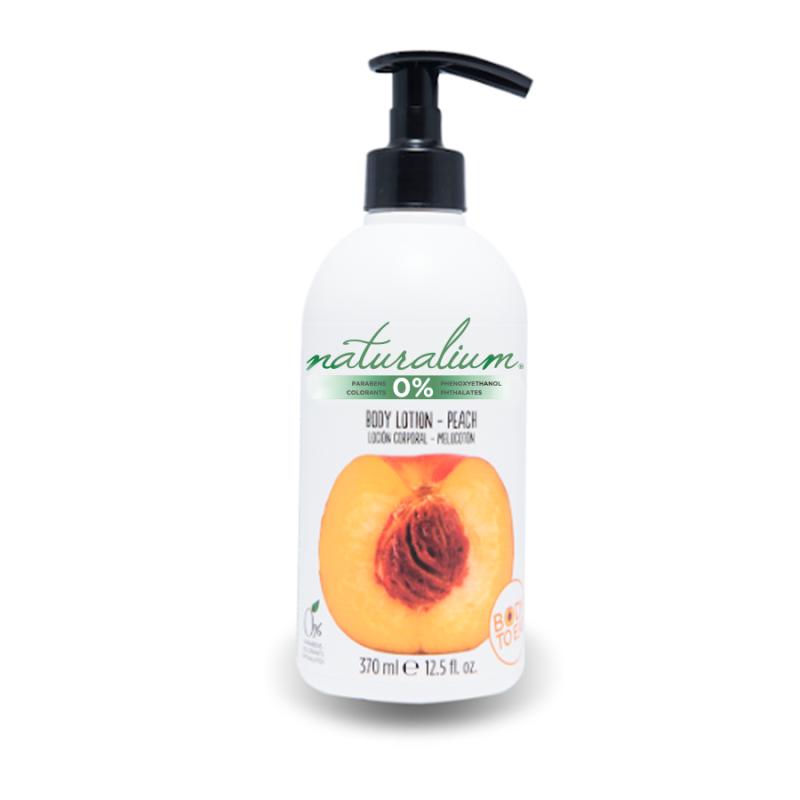 Sữa dưỡng thể - BodyLotion Đào Naturalium 370ml