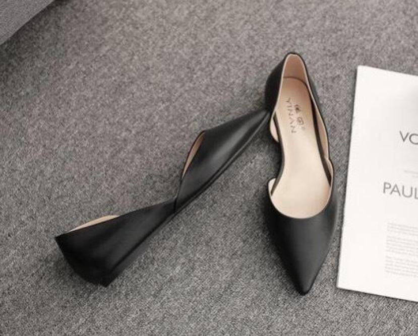 Giày bệt khoét eo hot hit A22 giá rẻ