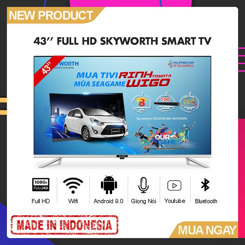 Bảng giá Smart Voice TV 43 inch Full HD - Model 43TB7000 (2019) Tràn viền, Android Pie 9.0, Voice Search, AI TV, Google Assistant, Bluetooth 5.0 - Bảo Hành 2 Năm