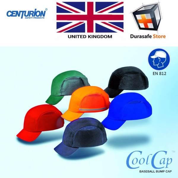 MŨ BẢO HỘ LƯỠI TRAI ĐỦ MÀU CENTURION S28 CoolCap Baseball Safety Bump Cap Navy, Blue, Red, Orange, Green, Black
