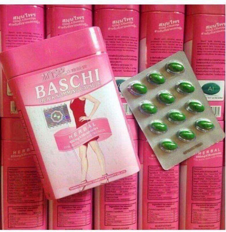 Basci Hồng nhập khẩu