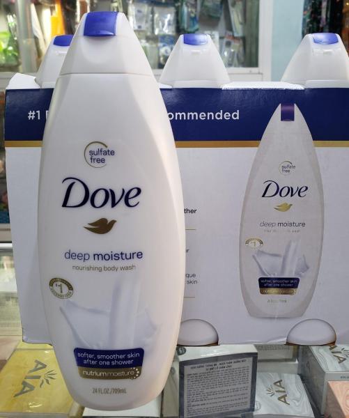 Sữa Tắm Toàn Thân Dove Deep Moisture 710ml Nhập Từ Mỹ cao cấp