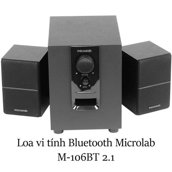 Bảng giá ( HOT ) Loa  bán Chạy, Loa Vi Tính , Loa Máy Tính Đầu Thu, Loa Vi Tính Bluetooth Microlab M-106BT 2.1, Loa Ngoài, Loa Vừa Kết Nối Không Dây Bluetooth Nhanh Vừa Kết Nối Có Dây Với Điện Thoại, Máy Tính, Laptop, PC,TV, Máy Tính Bảng Hiện Đại Phon