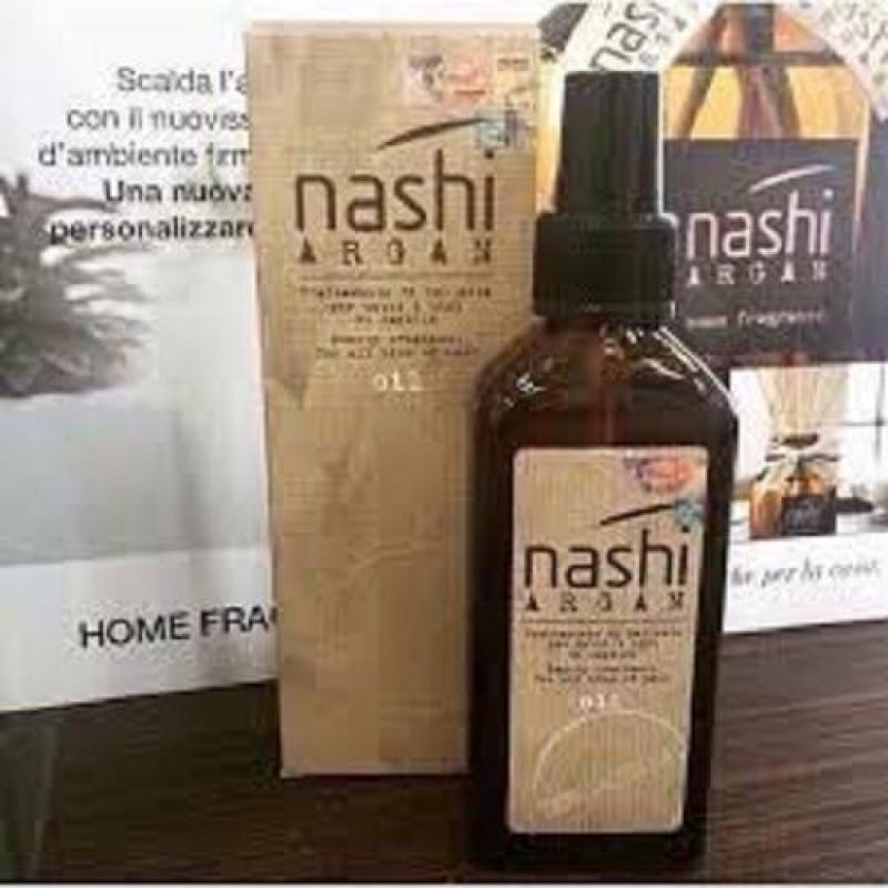 Tinh dầu Nashi Argan dưỡng phục hồi tóc 100mL(Hàng công ty) cao cấp